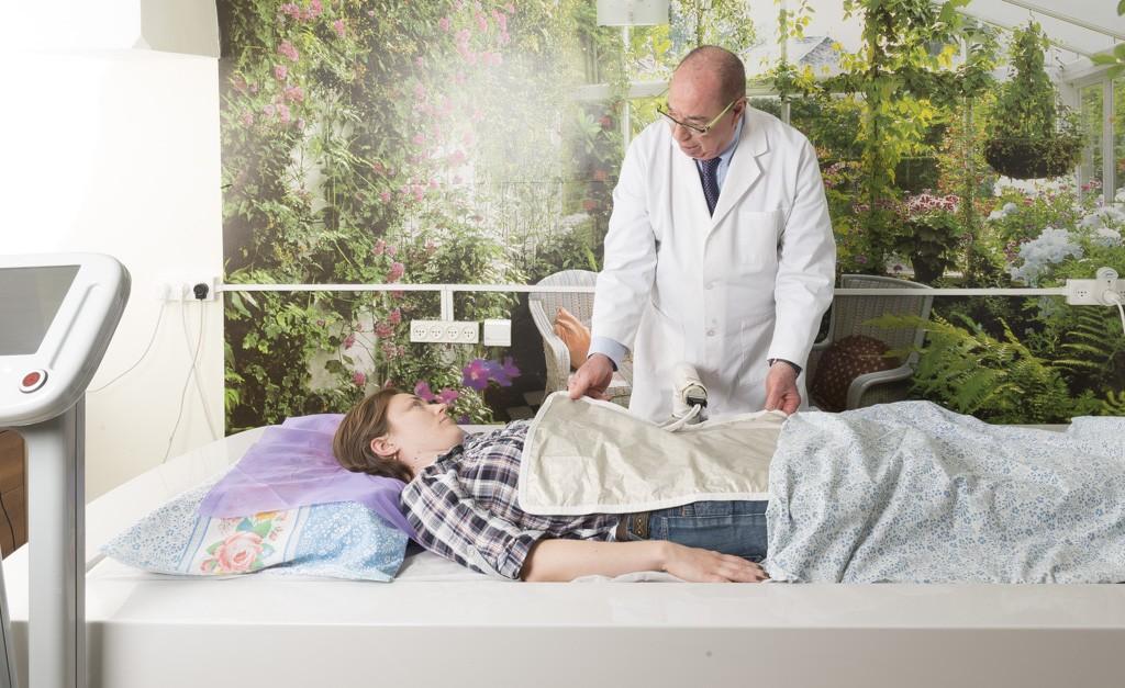 היפרתרמיה יכולה לעזור במקרה של סרטן כבד